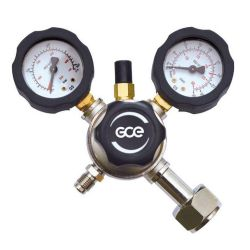 Pressure Reducer FIXICONTROL CO2 2 manometers